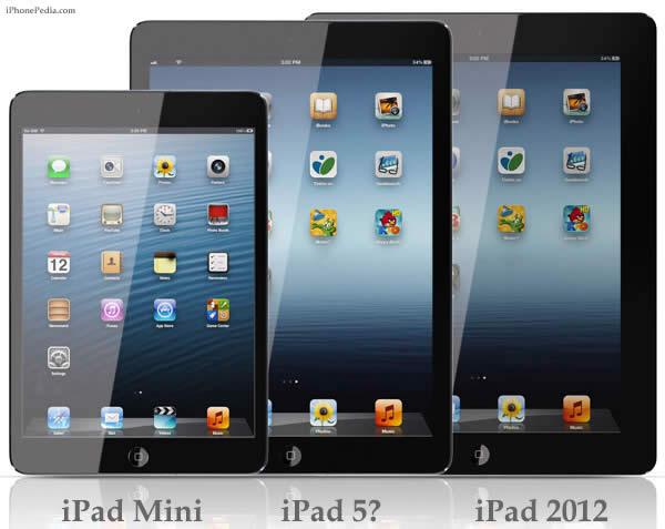 apple ipad 5 release date and rumors iphonepedia