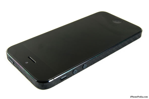 iphone-5-carbon-bumper-black