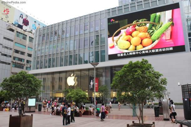 Apple-Store-Shanghai
