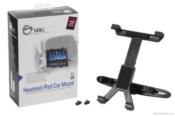 SIIG-headrest-mount