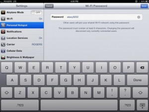 2. How to View WiFi Password on iPad