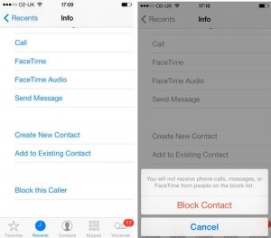 3. How to View Blocked Numbers on iPhone