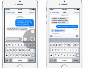 How to Voice Text on iPhone