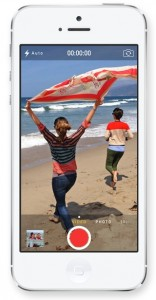 5. how to zoom video camera on iPhone