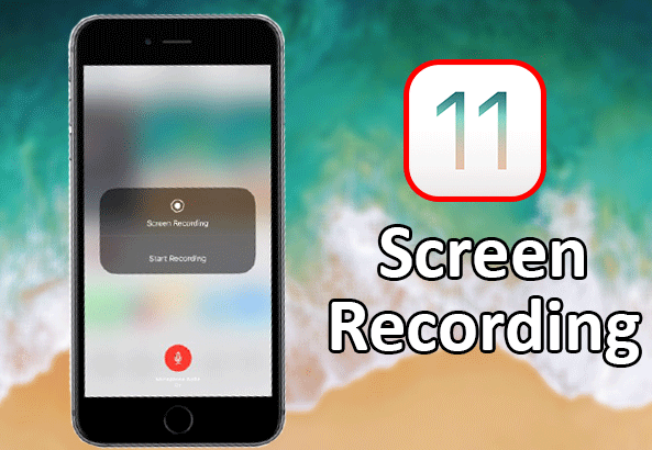 How to Screen Record on iPhone 11